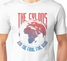 The Cylons and The Final Five Band Unisex T-Shirt