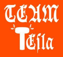 Team Tesla-Inverted Kids Clothes