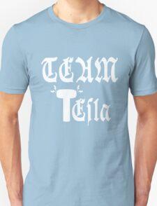 Team Tesla-Inverted T-Shirt