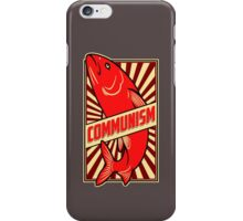 Just A Red Herring  iPhone Case/Skin