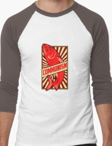Just A Red Herring  Men's Baseball ¾ T-Shirt