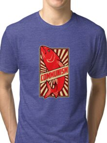 Just A Red Herring  Tri-blend T-Shirt