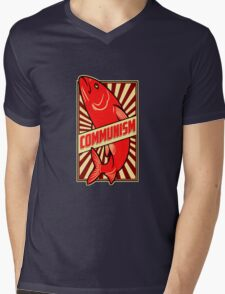Just A Red Herring  Mens V-Neck T-Shirt