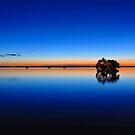 Carlo Point, Rainbow Beach at dusk. Queensland, Australia. (2) by Ralph de Zilva