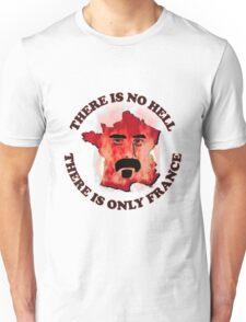 Frank Zappa on France T-Shirt