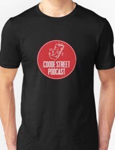 Coode Street Podcast (red) T-Shirt