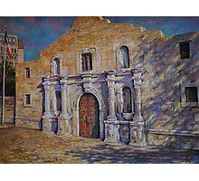 Alamo Photographic Print