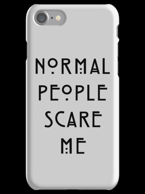 Normal people scare me by princessbedelia