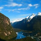 Milford Sound by David McGilchrist