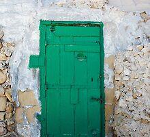 Green Door of Gozo by JacquiHall