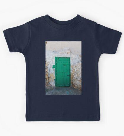 Green Door of Gozo Kids Tee