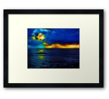 The Pacific Orton Framed Print
