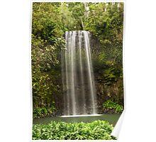 Millaa Millaa Falls Poster