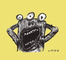 Scream by Elena Kotliarker
