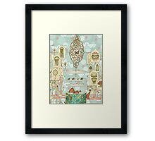 Floating Dreams1 Framed Print