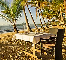 Alfresco - Far Horizons, Palm Cove by TonyCrehan