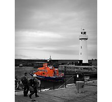 Donaghadee Lighthouse Photographic Print