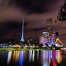 spire, melbourne, australia by alex basso