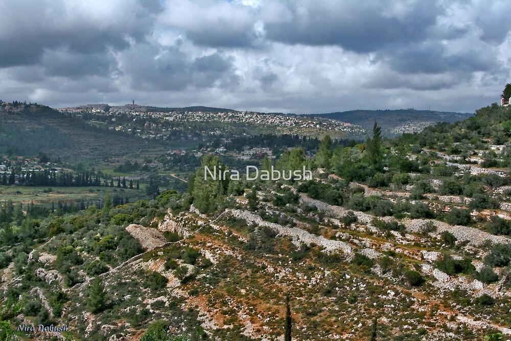 Jerusalem - Ein Kerem by Nira Dabush