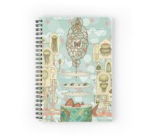 Floating Dreams1 Spiral Notebook