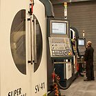 Johnford machining centres by Nigel Jones