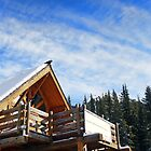 Beautiful Day in the Rockies by Ryan Davison Crisp
