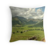 Langdale...Summer Days Throw Pillow