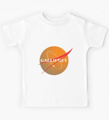 Gallifrey Kids Tee