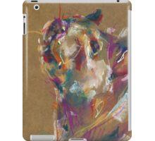 Rat portrait iPad Case/Skin