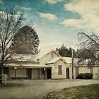 Molong Railway Station by garts