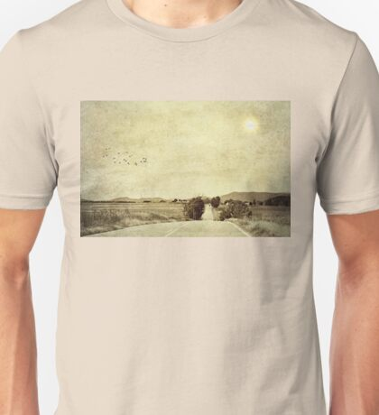 We're on the road to nowhere Unisex T-Shirt
