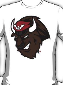 Shadaloo Bison sticker T-Shirt
