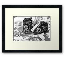 photographers memories Framed Print