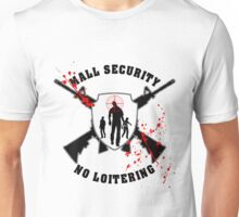 Zombie Mall Security Unisex T-Shirt