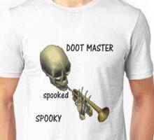 Spooky Doot Master Unisex T-Shirt