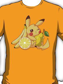 Pikachu & Fruits T-Shirt