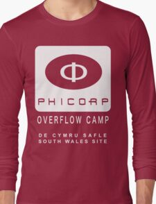 Torchwood: PhiCorp camps Long Sleeve T-Shirt