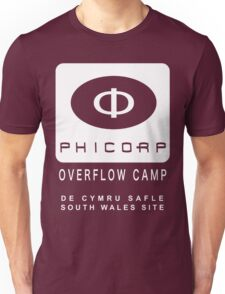 Torchwood: PhiCorp camps Unisex T-Shirt