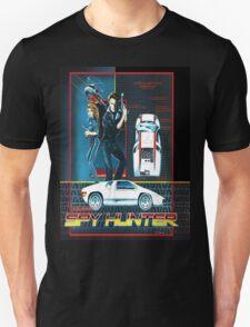 spy hunter retro game T-Shirt