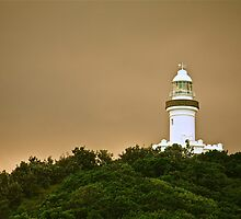 the lighthouse by michelle mcclintock