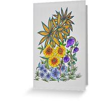 Flowers/29 - Attitude Greeting Card