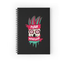 Punk Renegade Spiral Notebook