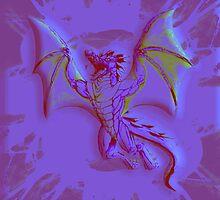Freaky Dragon by crashmat