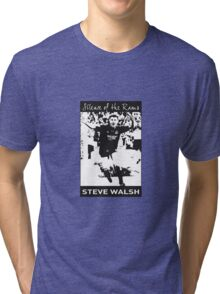 Silence of the Rams - Steve Walsh - Leicester City Tri-blend T-Shirt