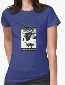 Silence of the Rams - Steve Walsh - Leicester City Womens Fitted T-Shirt