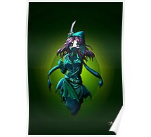 green Ninja Poster