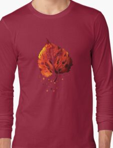 Autumn Is Here Long Sleeve T-Shirt