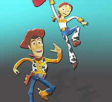 Toy Story by crashmat