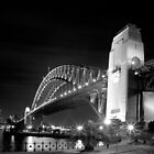 Sydney Harbour Bridge by Thomas Joannes