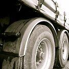 Wagon Wheels by Lou Wilson